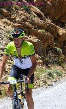 Sierra Nevada Limite Road 2015 / 180 km