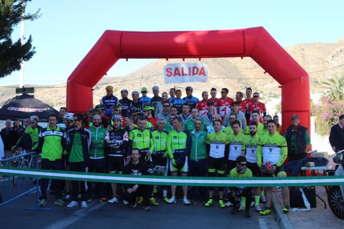 I Vuelta Cicloturista Almería