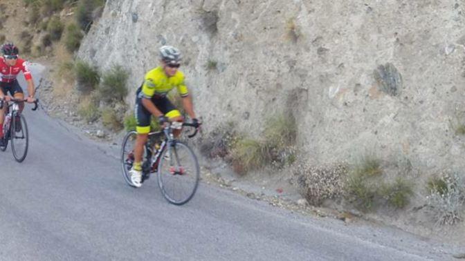 Sierra Nevada Límite (Escalador Oro)