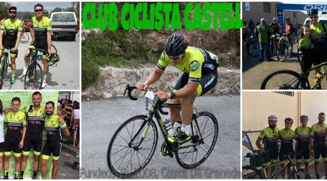 I Cronoescalada Castell-Conjuro.(La Cronica)